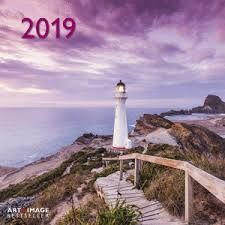CALENDAR 2019 LIGHTHOUSES