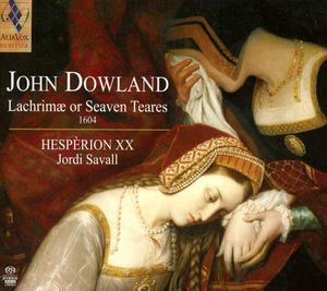 JOHN DOWLAND (CD AUDIO)