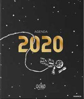QUINO 2020 ENCUADERNADA NEGRO