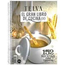 GRAN LIBRO DE COCINA TELVA II, EL