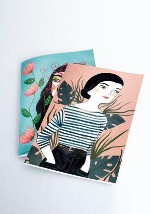 PACK 2 LIBRETAS MARÍA HESSE