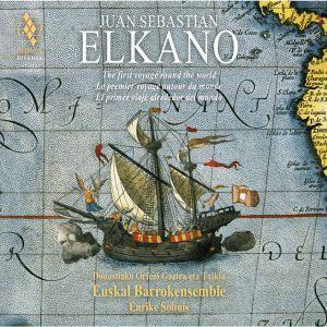 JUAN SEBASTIÁN ELKANO (LLIBRE + CD) EL PRIMER VIAJE ALREDEDOR DEL MU