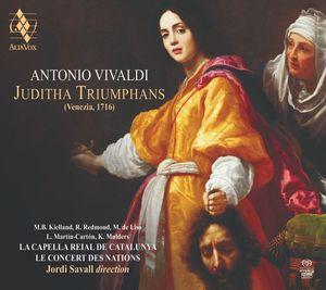 ANTONIO VIVALDI - JUDITHA TRIUMPHANS (DOBLE SACD HYBRID (2 CD))