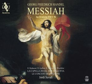 MESSIAH. G.F. HANDEL (DOBLE CD SUPER AUDIO HÍBRIDO)