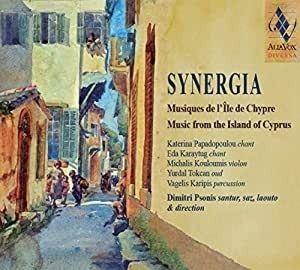 SYNERGIA - MUSIQUES DE L'ÎLE DE CHYPRE / MUSIC FROM THE ISLANS OF CYPRYS