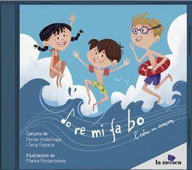 DO RE MI FA BO (CD)
