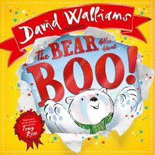 THE BEAR WHO WENT BOO!!