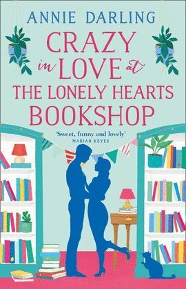 CRAZY IN LOVE AT LONELY HEARTS BOOKSHOP