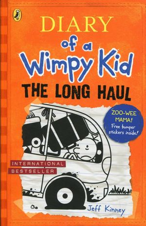DIARY OF A WIMPY KID 09 - THE LONG HAUL