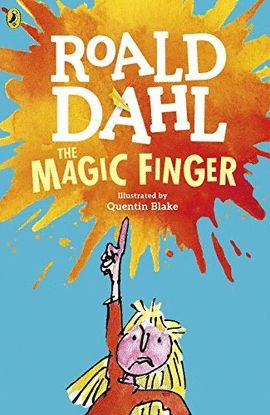 MAGIC FINGER, THE