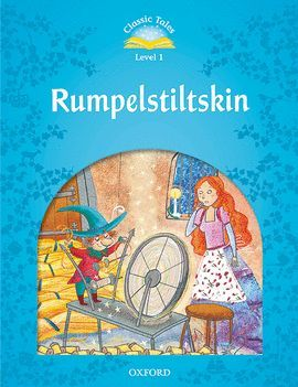 RUMPLESTILTSKIN (+MP3 PACK) CLASSICS TALES-LEVEL 1