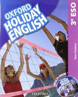 HOLIDAY ENGLISH 3 ESO PACK -SPANISH EDITION-