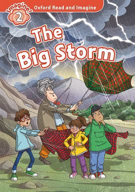BIG STORM, THE (MP3 PACK) READ AND IMAGINE 2
