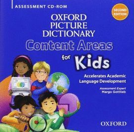OXFORD PICTURE DICTIONARY KIDS *CD-ROM* (2 ED.)