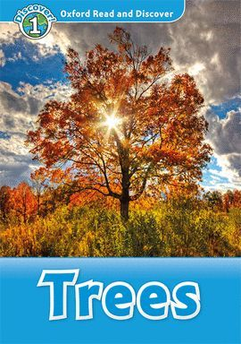 TREES (MP3 PACK) OXFORD READ AND DISCOVER 1
