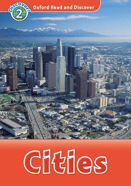 CITIES (MP3 PACK)  READ AND DISCOVER-LEVEL 2.