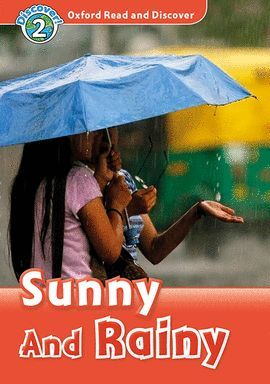 SUN AND RAIN (MP3 PACK) READ AND DISCOVER 2