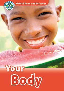 YOUR BODY (MP3 PK)  READ AND DISCOVER-LEVEL 2