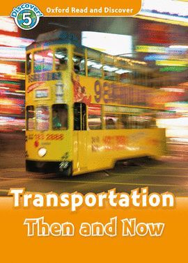 TRANSPORTATION (MP3 PK) OXFORD READ AND DISCOVER LEVEL-5