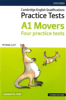 CAMBRIDGE YOUNG LEARNERS ENGLISH TESTS: MOVERS (REVISED 2018 EDITION)