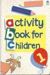 OXFORD ACTIVITY BOOK FOR CHILDREN 1