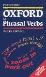 DICCIONARIO OXFORD DE PHRASAL VERBS. INGLES-ESPAÑOL + WORKSHEETS
