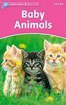 BABY ANIMALS. DOLPHIN READERS-LEVEL STARTER