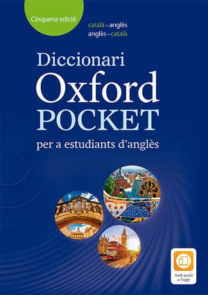 DICCIONARIO OXFORD POCKET CATALÀ-ANGLÈS / ANGLÈS-CATALÀ