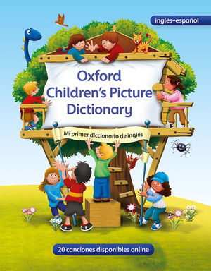 OXFORD CHILDREN'S PICTURE DICTIONARY FOR LEARNERS OF ENGLISH (PACK)