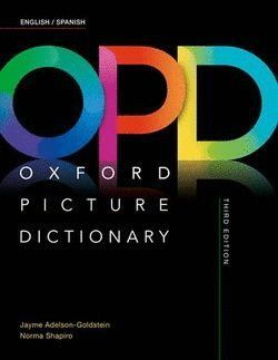OXFORD PICTURE DICTIONARY ENGLISH-SPANISH (3 ED.)