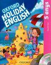HOLIDAY ENGLISH 5 ANYS  ( CATALAN EDITION )