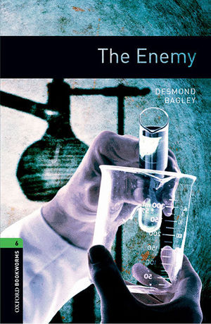 THE ENEMY.  BOOKWORMS-6 (WITH MP3 PACK)