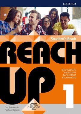 REACH UP 1 STUDENT'S BOOK