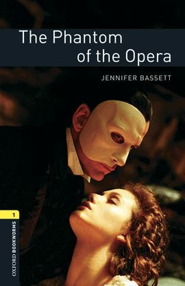 PHANTOM OF THE OPERA (+ MP3 PACK) BOOKWORMS-1, THE