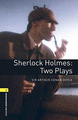 SHERLOCK HOLMES: TWO PLAYS (AUDIO DOWNLOAD) BOOKWORMS - 1
