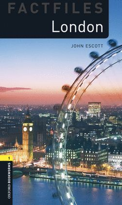 LONDON, OXFORD BOOKWORMS 1