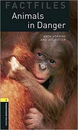ANIMALS IN DANGER (WITH AUDIO DOWNLOAD)