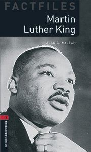 MARTIN LUTHER KING (+MP3 PACK) FACTFILES BOOKWORMS-3