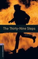 THIRTY-NINE STEPS (+MP3 PACK) BOOKWORMS-4