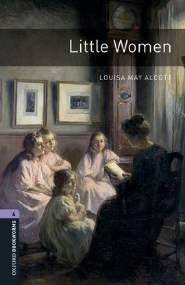 LITTLE WOMEN (MP3 PACK) OXFORD BOOKWORMS-4