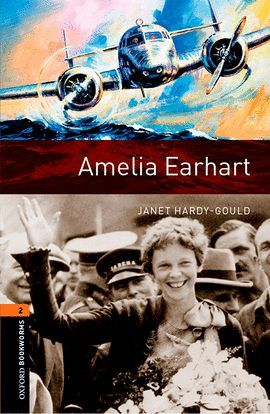 AMELIA EARHART (+MP3 PACK) BOOKWORMS-2