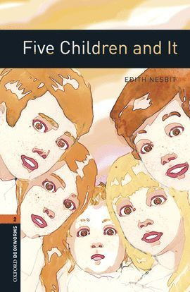 FIVE CHILDREN AND IT (MP3 PK) BOOKWORMS-2