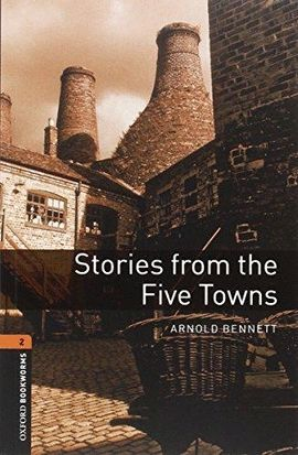 STORIES FROM FIVE TOWNS (+MP3 PACK) BOOKWORMS-2