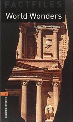 WORLD WONDERS (MP3 PK) BOOKWORMS FACTFILE-2