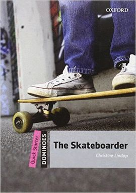 SKATEBOARDER, THE (WITH AUDIO DOWNLOAD)
