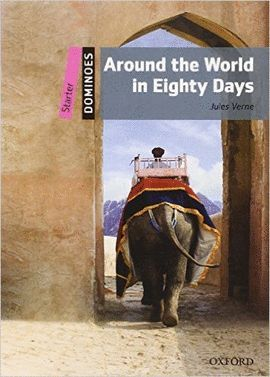 AROUND THE WORLD IN EIGHTY DAYS (WITH AUDIO DOWNLOAD)
