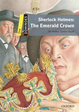 SHERLOCK HOLMES: THE EMERALD CROWN . DOMINOES 1