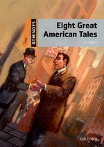 EIGTH GREAT AMERICAN TALE (+MP3 PACK) DOMINOES LEVEL 2