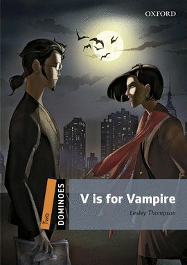 V IS FOR VAMPIRE (MP3 PACK) DOMINOES 2