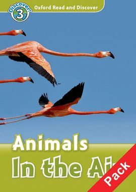 ANIMALS IN THE AIR (AUDIO PACK)